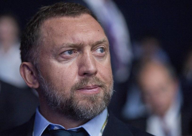 Oleg Deripaska /SERGEY GUNEEV /East News