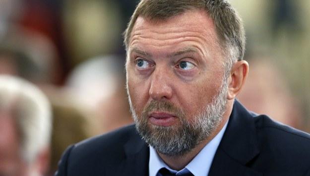 Oleg Deripaska /YURI KOCHETKOV /PAP/EPA