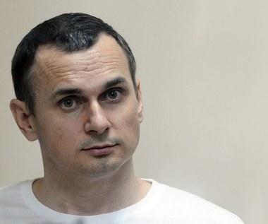 Oleg Sencow nie rezygnuje z głodówki