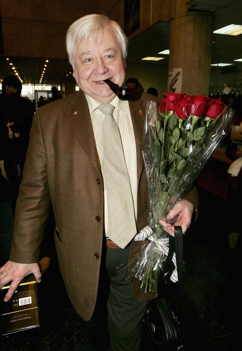 Oleg Tabakow w 2007 roku /Getty Images