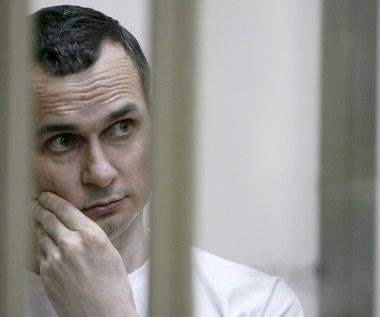 Ołeh Sencow: Kreml nie ma informacji o problemach ze zdrowiem reżysera