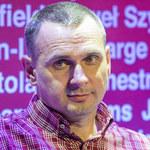Ołeh Sencow z Orłem Specjalnym od Polskiej Akademii Filmowej