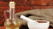 Olej lniany chroni przed zawałem