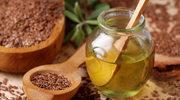 Olej lniany stosuj przy chorobach jelita