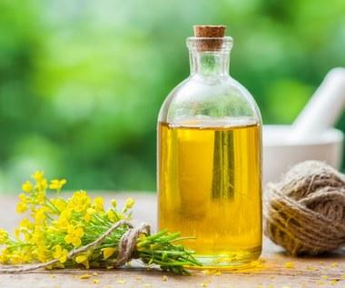 Olej rzepakowy: Zdrowy i najlepszy do smażenia