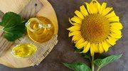 Olej słonecznikowy na kłopoty z zatokami