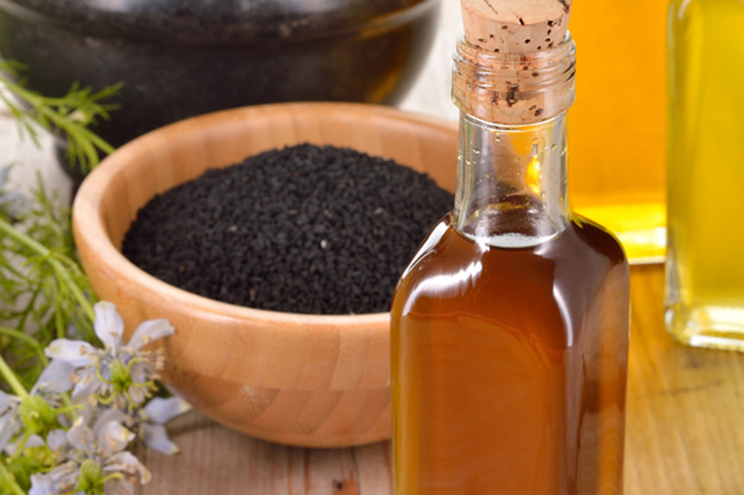 Olej z czarnuszki /materiały prasowe