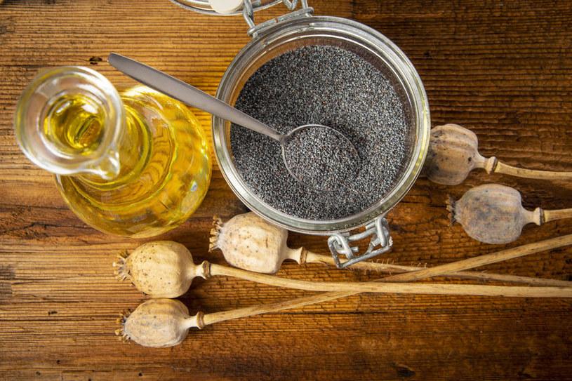 Olej z nasion maku /©123RF/PICSEL