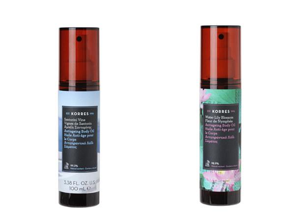 Olejek do ciała KORRES /materiały prasowe