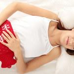 Olejek na bóle miesiączkowe