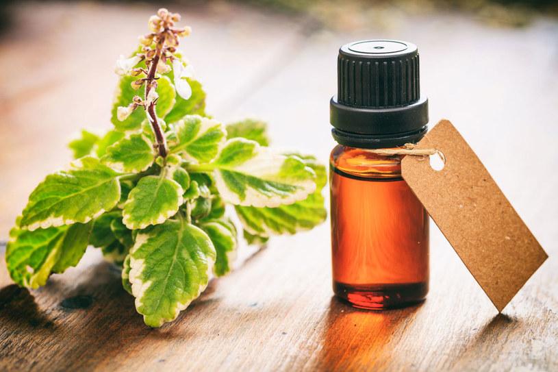 Olejkiem herbacianym płucz usta /Picsel /123RF/PICSEL