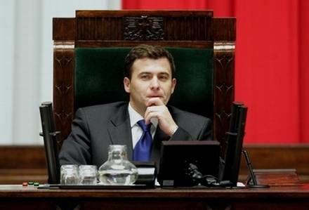 Olejniczak przesadził? / fot. Michał Rozbicki /Agencja SE/East News