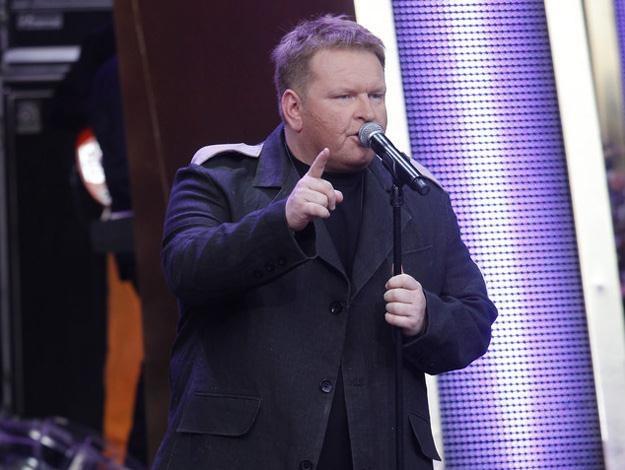 Olek Klepacz, frontman Formacji Nieżywych Schabuff /AKPA