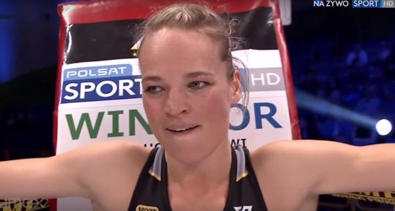 Ołeksandra Sidorenko w maju tego roku pokonała Mirjanę Vujić z Serbii. /