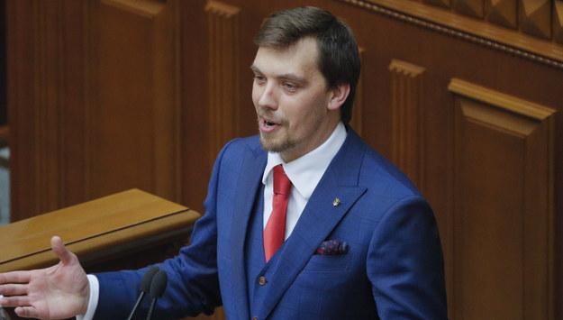 Ołeksij Honczaruk zatwierdzony przez parlament na premiera Ukrainy