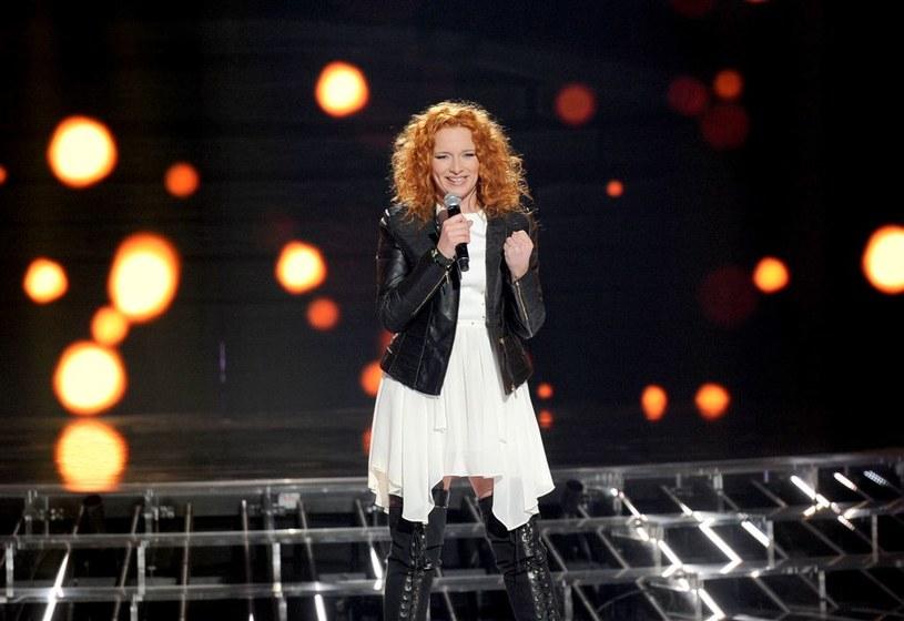 "Olga Barej w ""The Voice of Poland"" /pomponik exclusive"