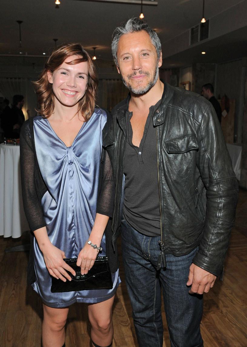 Olga Bołądź i Max Ryan, 2009 r. /Tricolors /East News