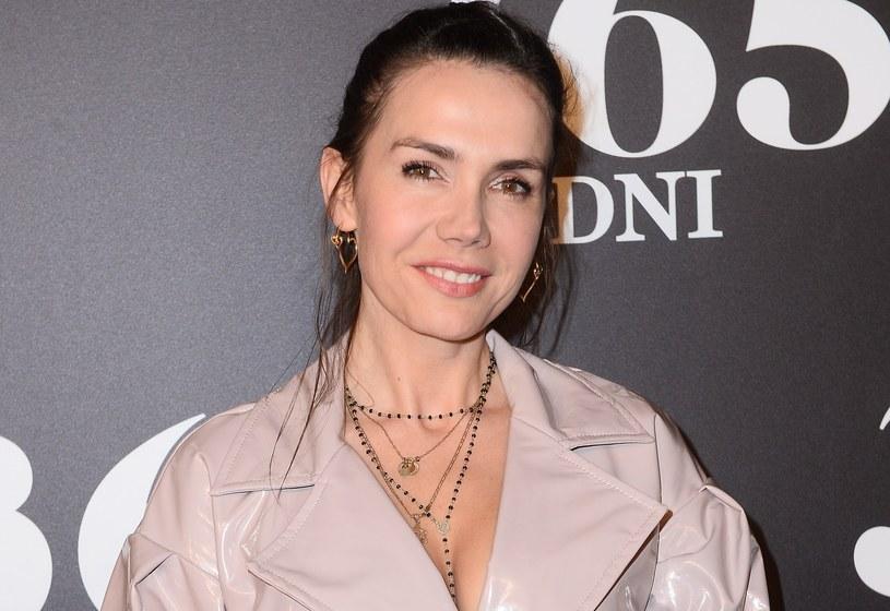 Olga Bołądź ma syna o imieniu Bruno /MWMedia