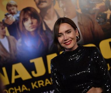 """Olga Bołądź o filmie """"Najmro. Kocha, kradnie, szanuje"""": Dobre, polskie kino akcji"""