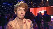 Olga Bołądź pracuje na planie nowego serialu Polsatu