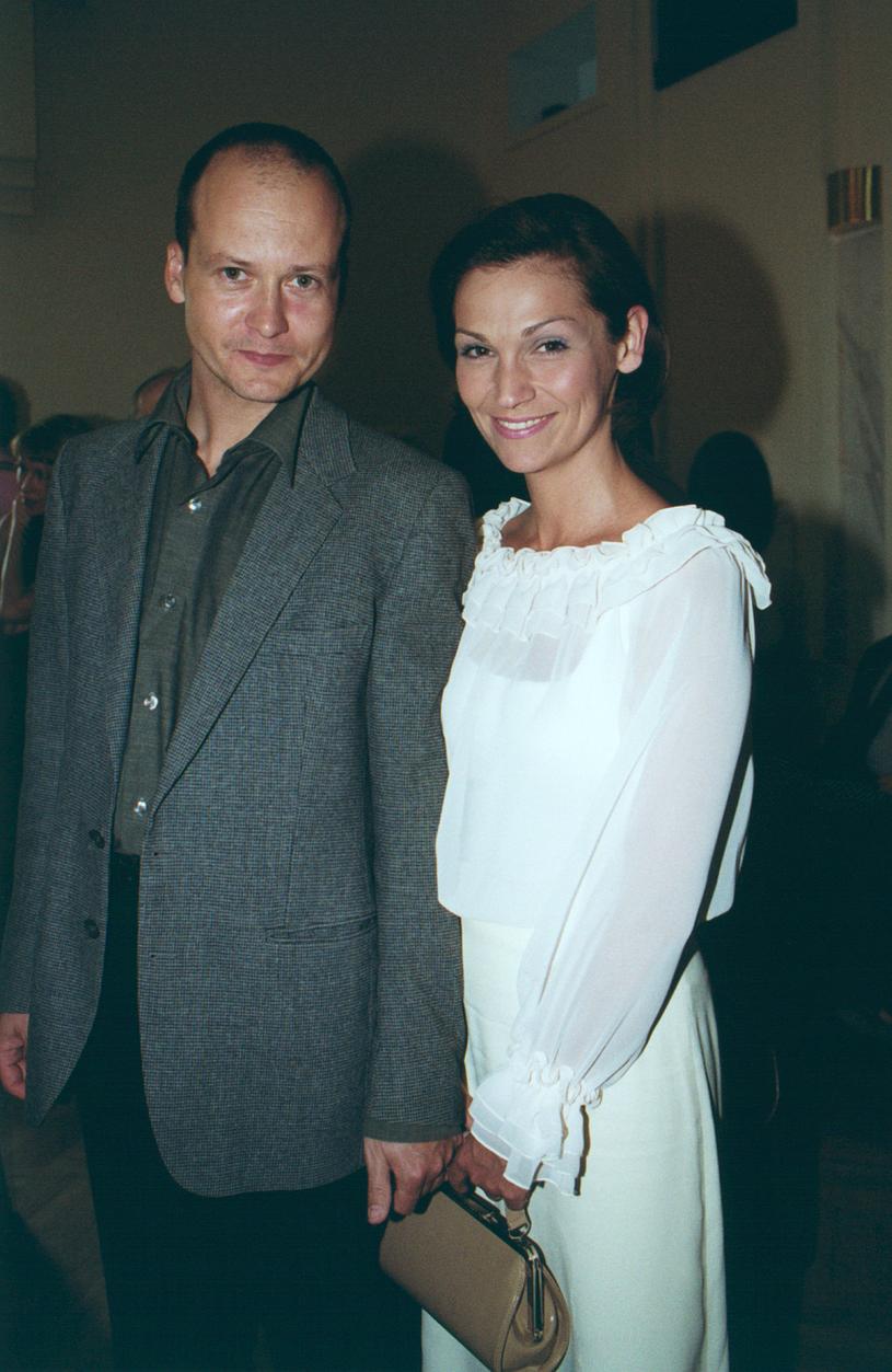 Olga Bończyk i Jacek Bończyk wydawali się idealnym małżeństwem. Niestety, nie przetrwali próby czasu /Prończyk /AKPA