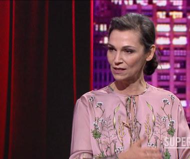 """Olga Bończyk w """"Tok Szoł"""" o komplementach: Najczęściej słyszę """"Na żywo pani ładniejsza"""""""
