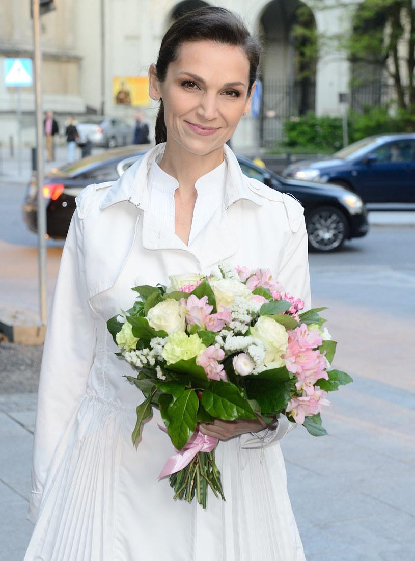 Olga Bończyk /Jarosław Antoniak /MWMedia