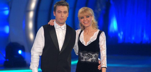 Olga Borys i Sławek Borowiecki, fot. Andrzej Szilagyi  /MWMedia