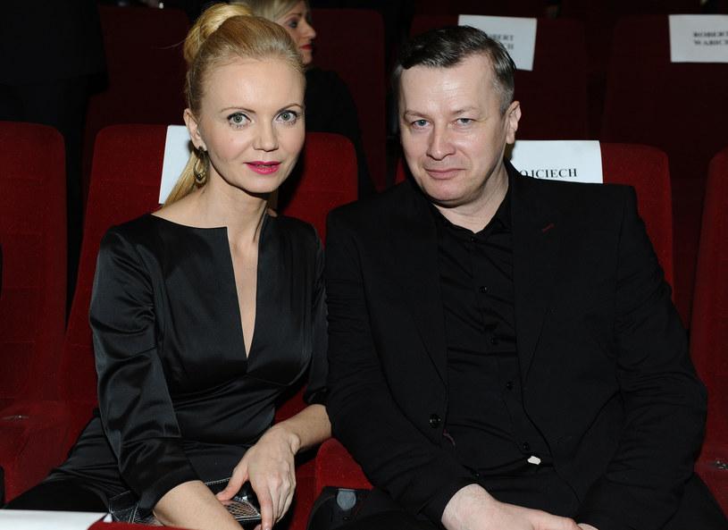 Olga Borys i Wojciech Majchrzak /Piotr Andrzejczak /MWMedia
