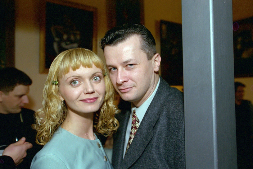 Olga Borys i Wojciech Majchrzak /Sebastian Wolny /East News