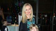Olga Borys z córką