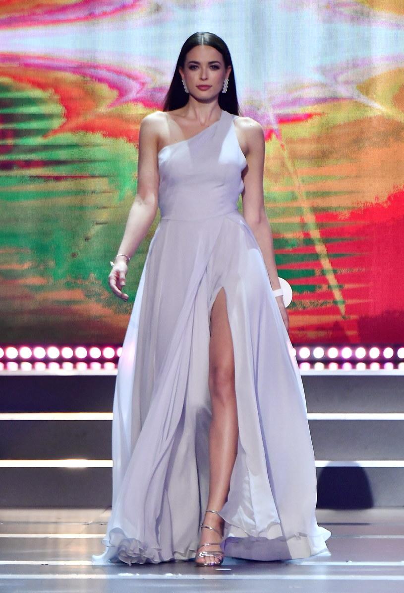 Olga Buława podczas finału wyborów Miss Polski 2018 /Darek Majewski /Agencja FORUM
