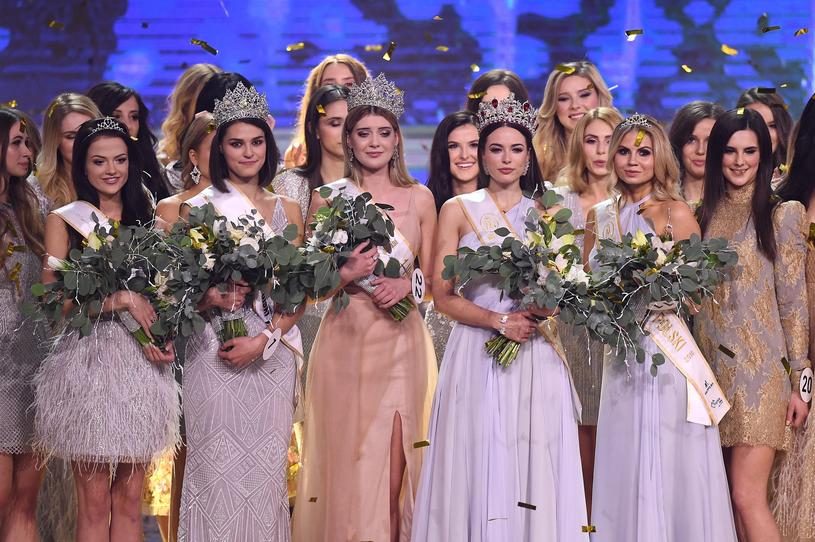Olga Buława została Miss Polski 2018 /East News