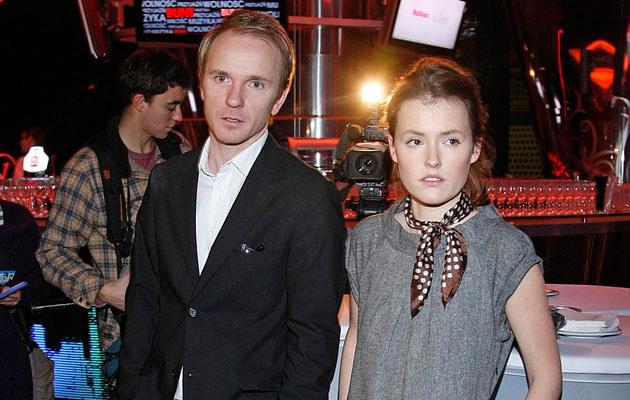 Olga Frycz i Jacek Borcuch, fot. Grąbczewski  /AKPA