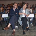 Olga Frycz i Jacek Borcuch razem na imprezie
