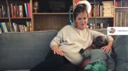 Olga Frycz pokazała dziecko