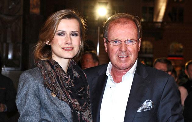 Olga i Wojciech Fibakowie /MWMedia