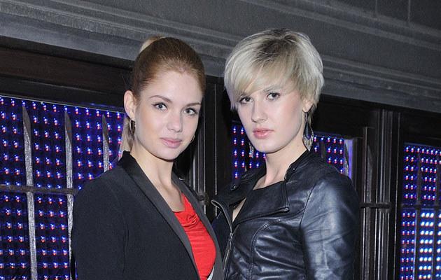 Olga Kaczyńska i Michalina Manios  /Jarosław Antoniak /MWMedia