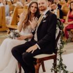 """Olga Kaczyńska z """"Top Model"""" pokazała fotki z wesela! Zachwycająca sesja zdjęciowa"""