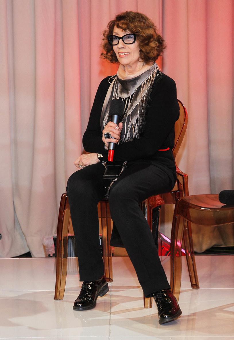 Olga Lipińska pracowała z Krystyną Sienkiewicz ponad 30 lat /AKPA