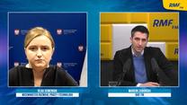 Olga Semeniuk o ewentualnym otwarciu galerii handlowych: Decyzja nie zapadła w stu procentach