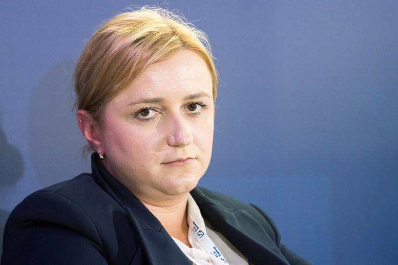 Olga Semeniuk, wiceminister pracy /Wojciech Stróżyk /Reporter