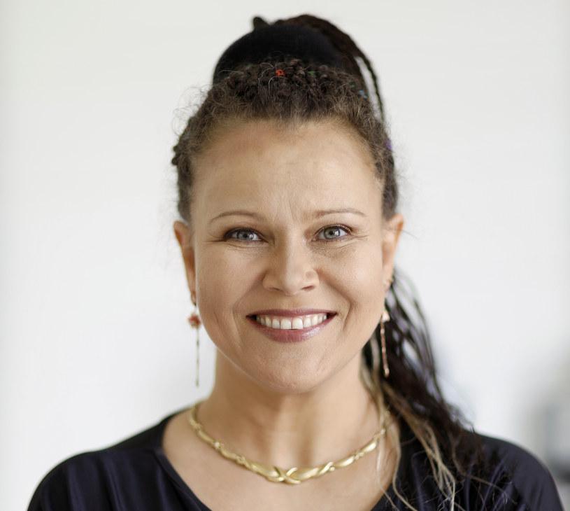 Olga Smile - blogerka, autorka książek kulinarnych /materiały prasowe