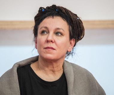 Olga Tokarczuk: Cała jestem w książkach