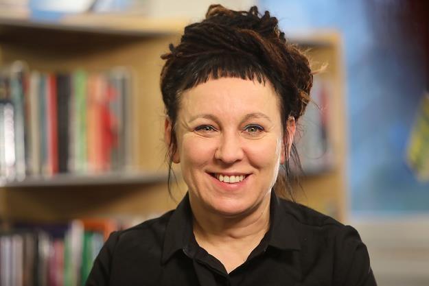 Olga Tokarczuk, laureatka literackiego Nobla za 2018 r. /PAP