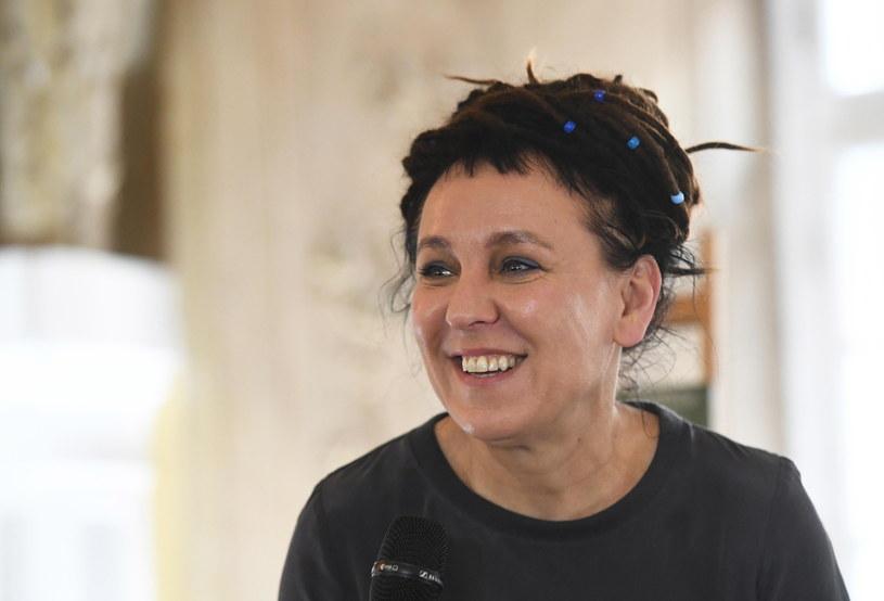 Olga Tokarczuk laureatką Międzynarodowej Nagrody Bookera /Jacek Bednarczyk   /PAP