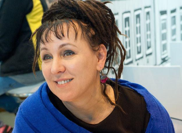 Olga Tokarczuk ma pojawić się na Kongresie Kobiet w Brukseli /Marta Darowska/REPORTER /East News