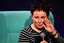Olga Tokarczuk na spotkaniu z czytelnikami: Literatura nie ma ambicji bycia manifestem