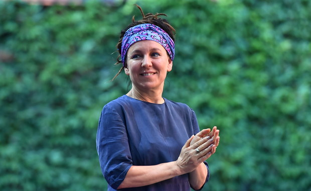 "Olga Tokarczuk nominowana do National Book Award za ""Biegunów"""