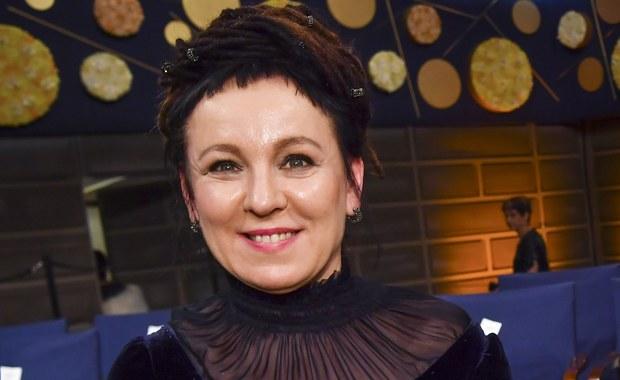 Olga Tokarczuk odebrała literackiego Nobla. Zobacz ten historyczny moment [FILM]